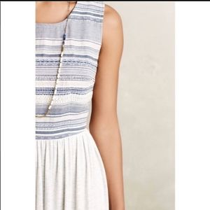 NWOT Anthropologie Dolan Left Coast XS Dress
